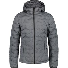 Icepeak Damascus Jacket Men, grijs
